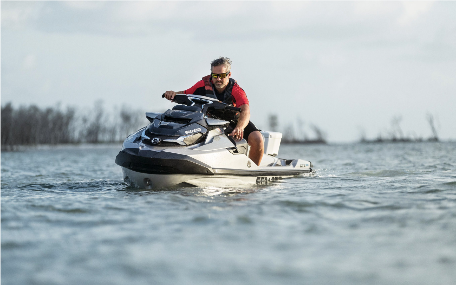 THE 2021 SEA-DOO GTX FAMILY
